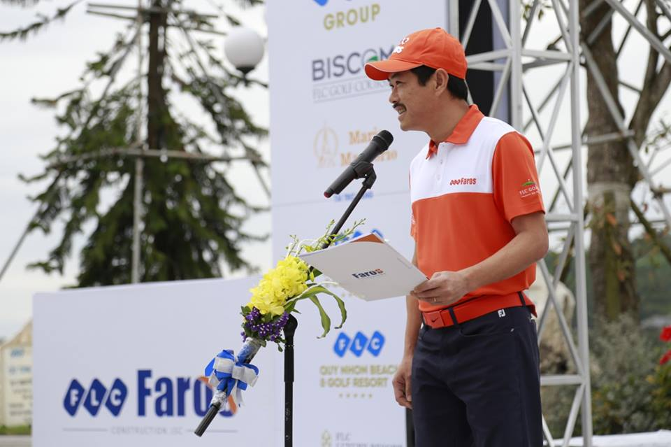 1400 golfer tham du giai FLC Faros Golf Tournament 2018 hinh anh 2