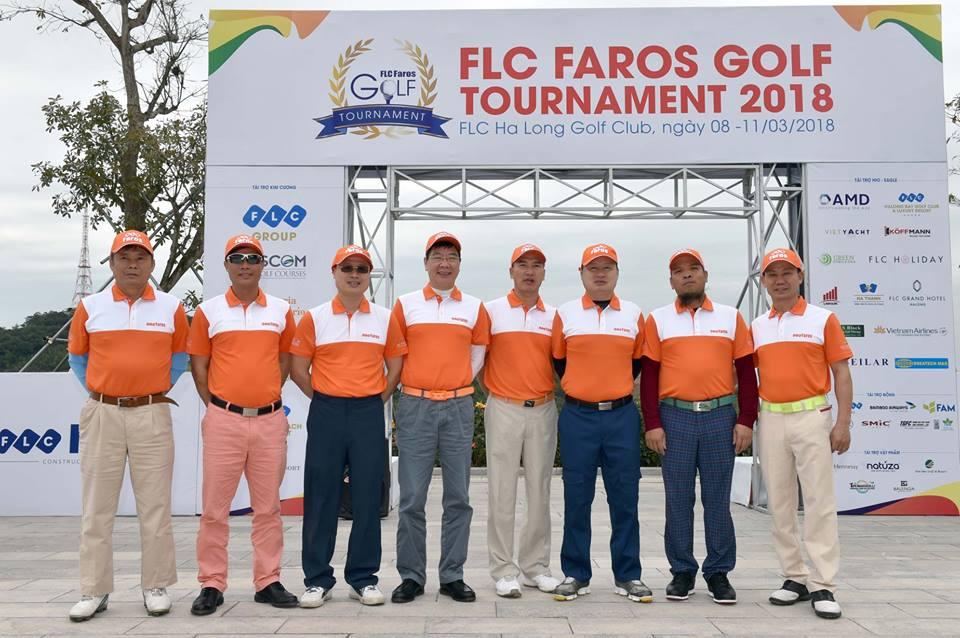 1400 golfer tham du giai FLC Faros Golf Tournament 2018 hinh anh 3