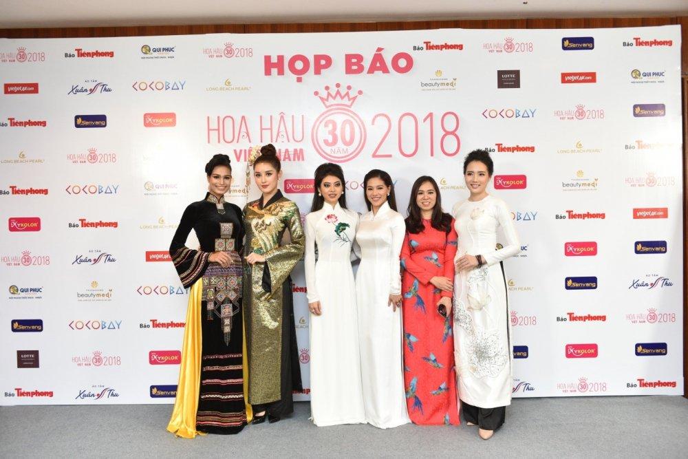 Coco Tran - Pho chu tich 9x tai nang chung tay lan toa ve dep Viet hinh anh 2