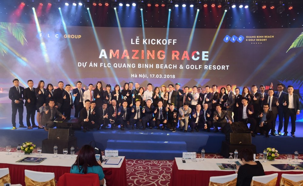 Hon 1.000 sales hoi tu tai su kien kickoff Amazing Race - 'sieu' du an cua FLC tai Quang Binh hinh anh 3