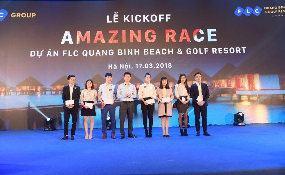 Hon 1.000 sales hoi tu tai su kien kickoff Amazing Race - 'sieu' du an cua FLC tai Quang Binh hinh anh 5