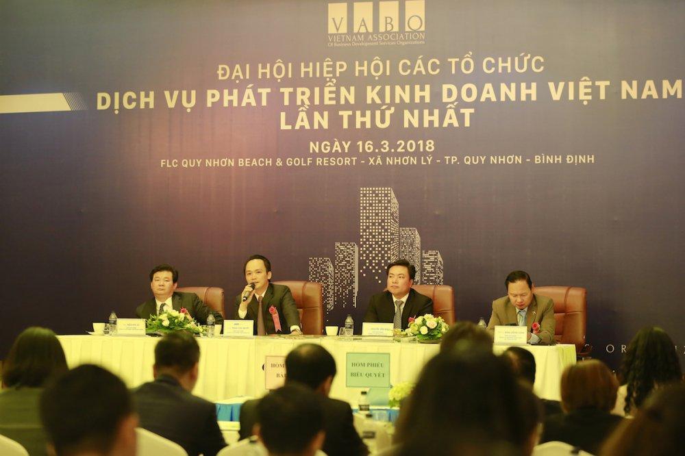 Ong Trinh Van Quyet duoc bau lam Chu tich Hiep hoi VABO hinh anh 2