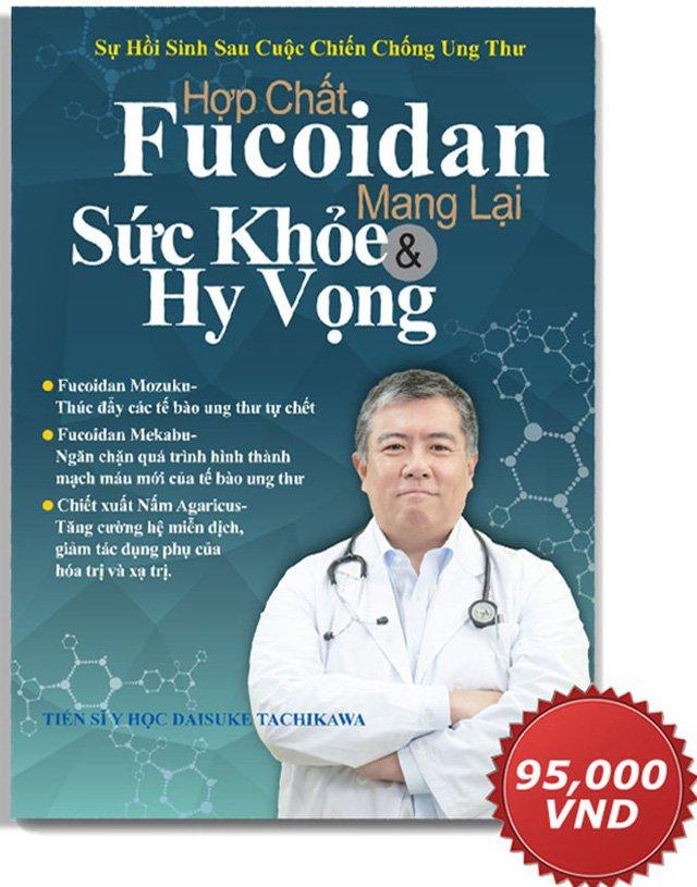 Hop chat Fucoidan dem den tin mung cho nguoi mac ung thu hinh anh 2