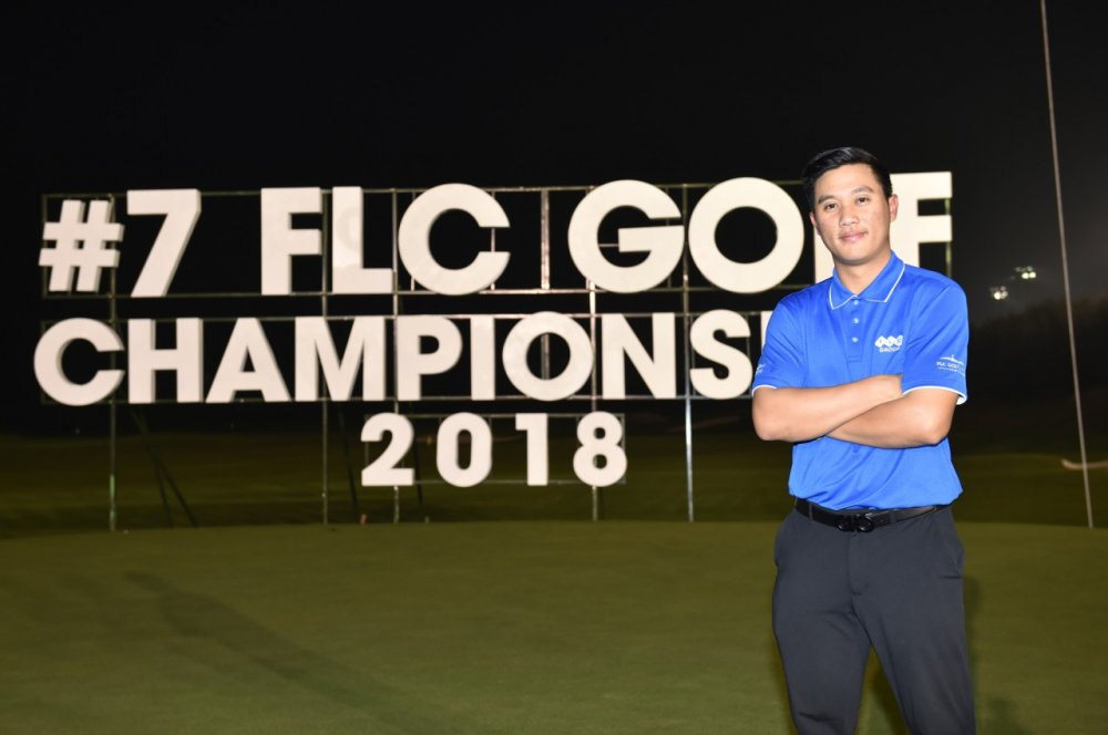 FLC AMD Golf Tournament 2018 'hut' gan 1000 golfer tham du du con 1 thang moi khoi tranh hinh anh 3