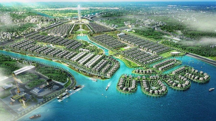 Ra mat The New Monaco - Du an Vinhomes Imperia Hai Phong hinh anh 1