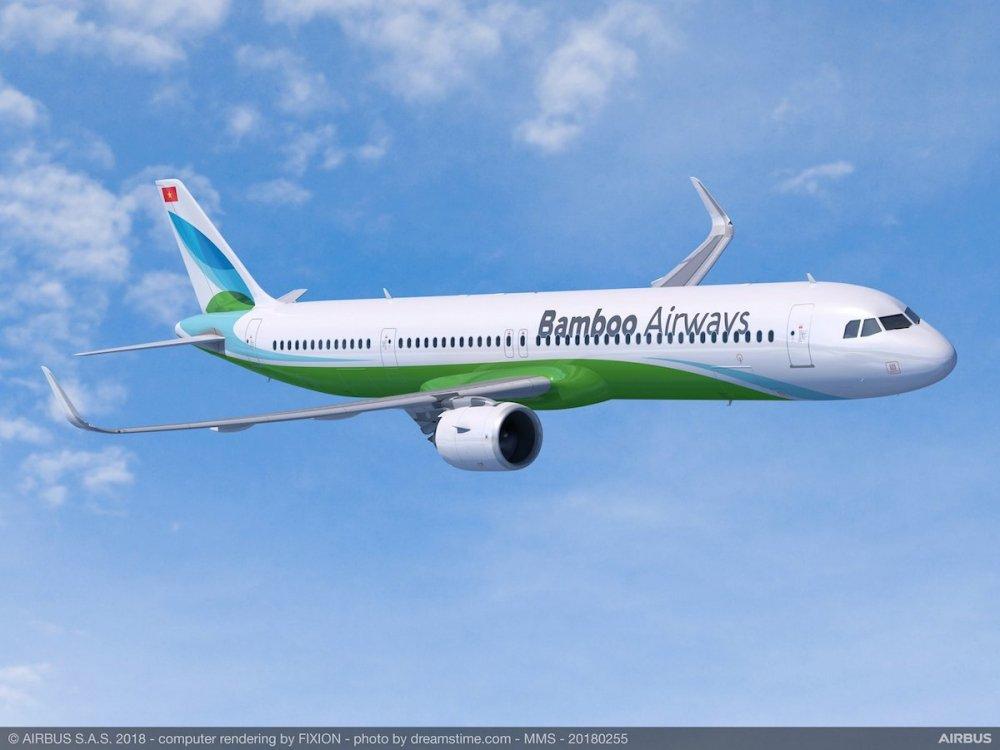 Bamboo Airways ram ro chieu mo nhan tai hinh anh 1