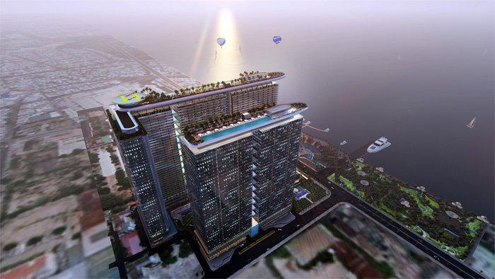 Dai gia bat dong san Sunshine Group tien phong dua mo hinh resort noi tieng the gioi ve Viet Nam hinh anh 3