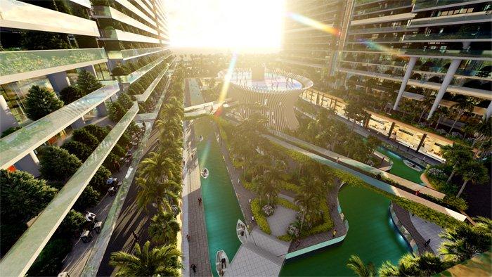 Dai gia bat dong san Sunshine Group tien phong dua mo hinh resort noi tieng the gioi ve Viet Nam hinh anh 4
