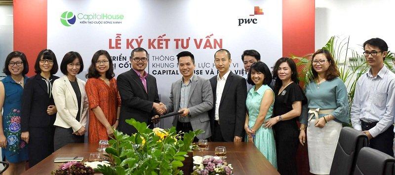 Capital House hop tac voi PwC Viet Nam trien khai gia tri cot loi hinh anh 1
