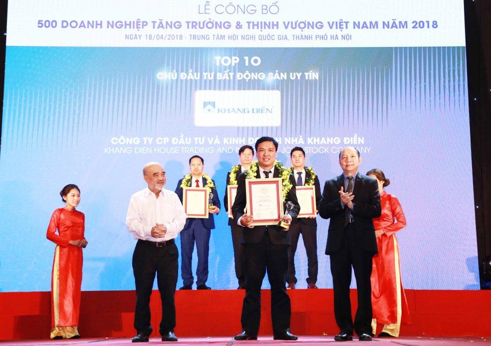 Cong bo 500 doanh nghiep tang truong va thinh vuong Viet Nam nam 2018 hinh anh 3