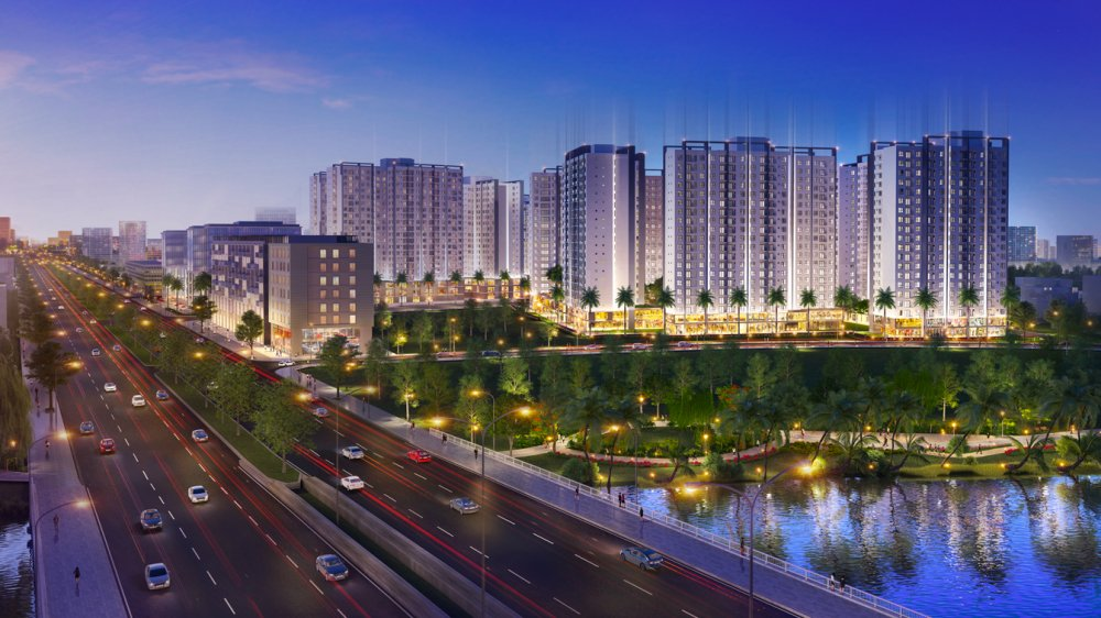 Nam Long cong bo hop tac phat trien du an Akari City 8,5 hecta hinh anh 1