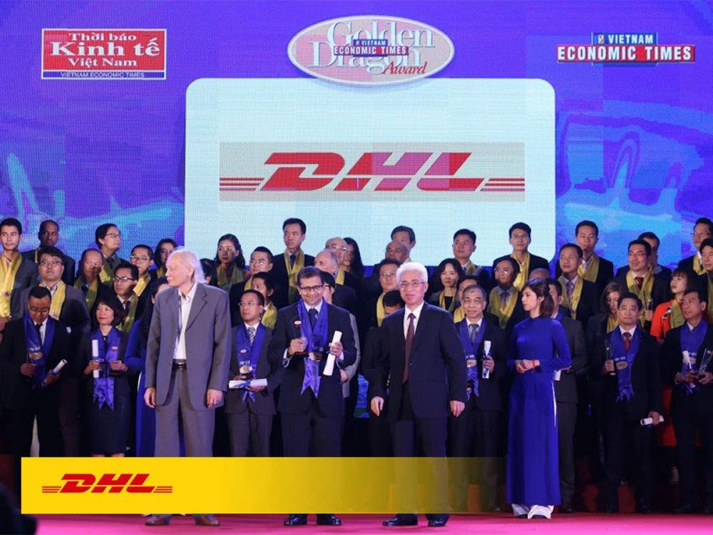 DHL Express Vietnam dat duoc hang loat cac giai thuong uy tin hinh anh 1
