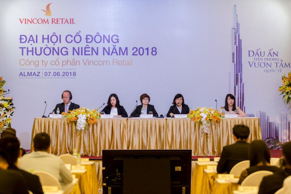 Vincom Retail to chuc dai hoi dong co dong lan thu nhat hinh anh 2