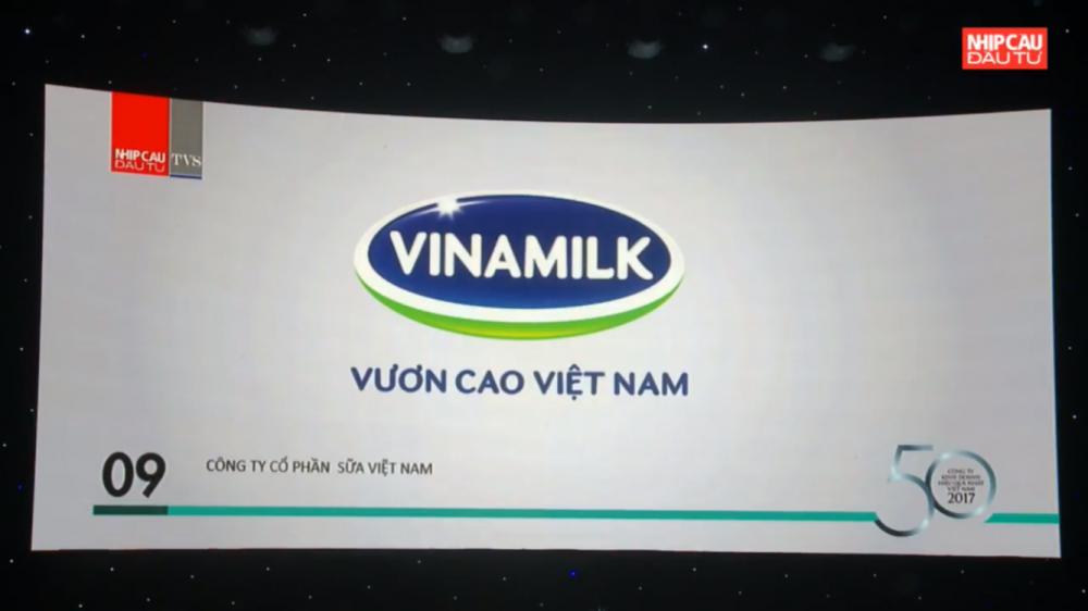 Vinamilk lien tuc nhan duoc cac binh chon xuat sac trong linh vuc kinh doanh trong 6 thang dau nam 2018 hinh anh 1
