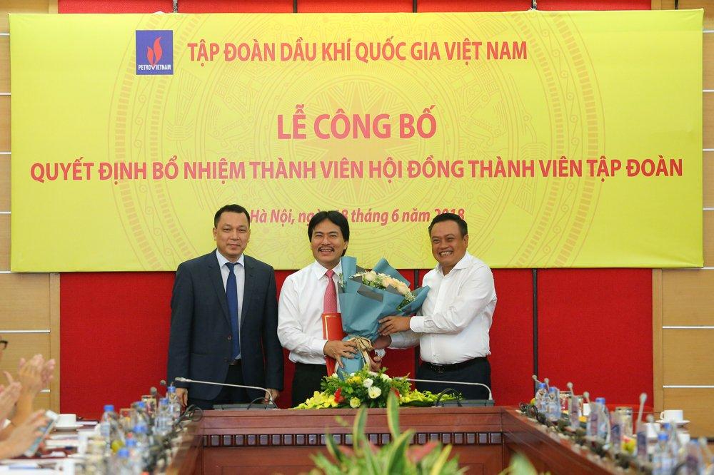 Bo nhiem ong Nguyen Hung Dung giu chuc vu Thanh vien HDTV PVN hinh anh 2