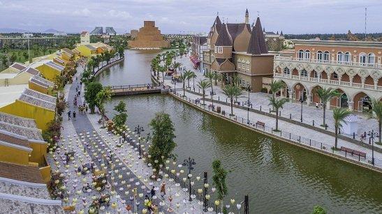 Tuyet tac Vinpearl Resort & Golf Nam Hoi An giua long di san hinh anh 2