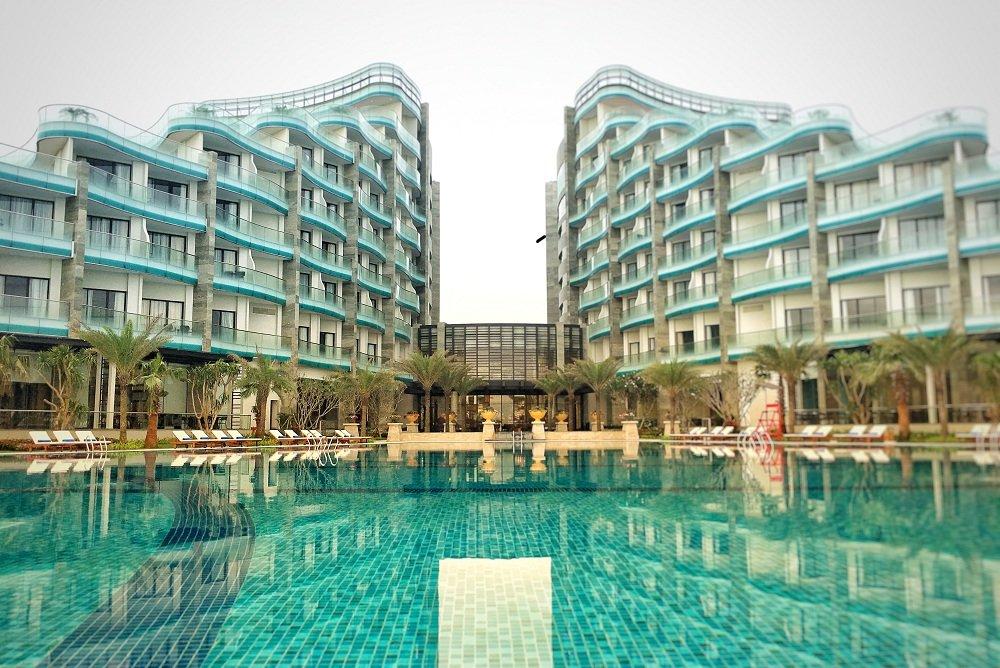 Tuyet tac Vinpearl Resort & Golf Nam Hoi An giua long di san hinh anh 3