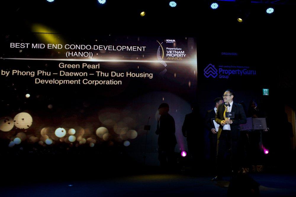 Green Pearl doat 2 Giai thuong Vietnam Property Award 2018 hinh anh 3