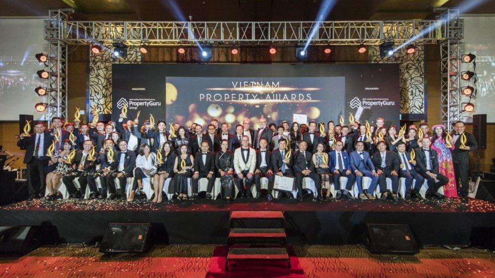 Jamona Golden Silk cua TTC Land dat Giai thuong Vietnam Property Awards 2018 hinh anh 2