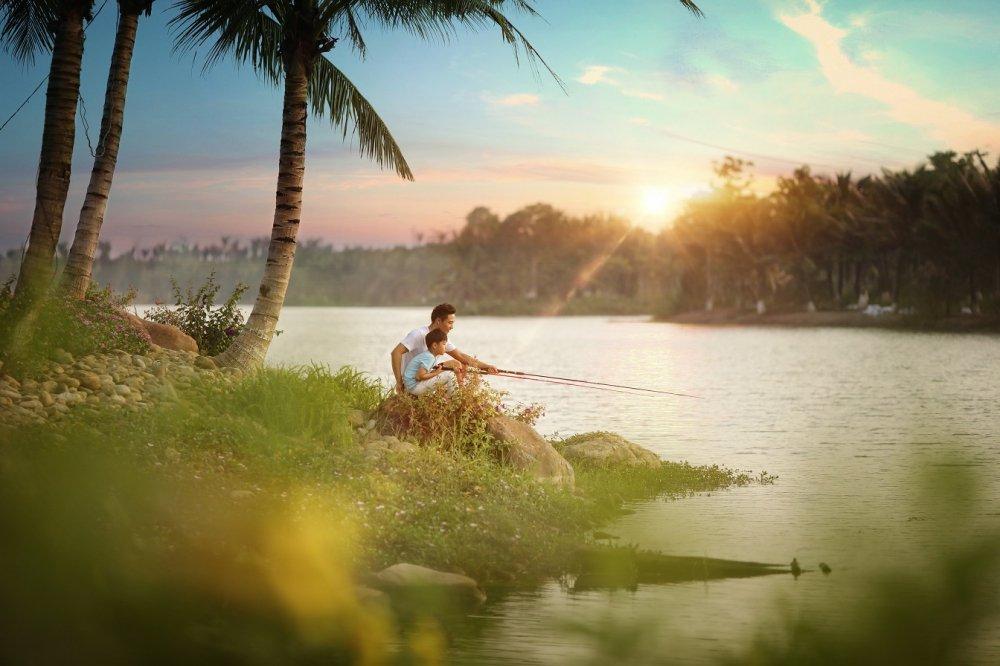 Biet thu dao Ecopark Grand – The Island – tieu chuan song thuong luu moi hinh anh 7