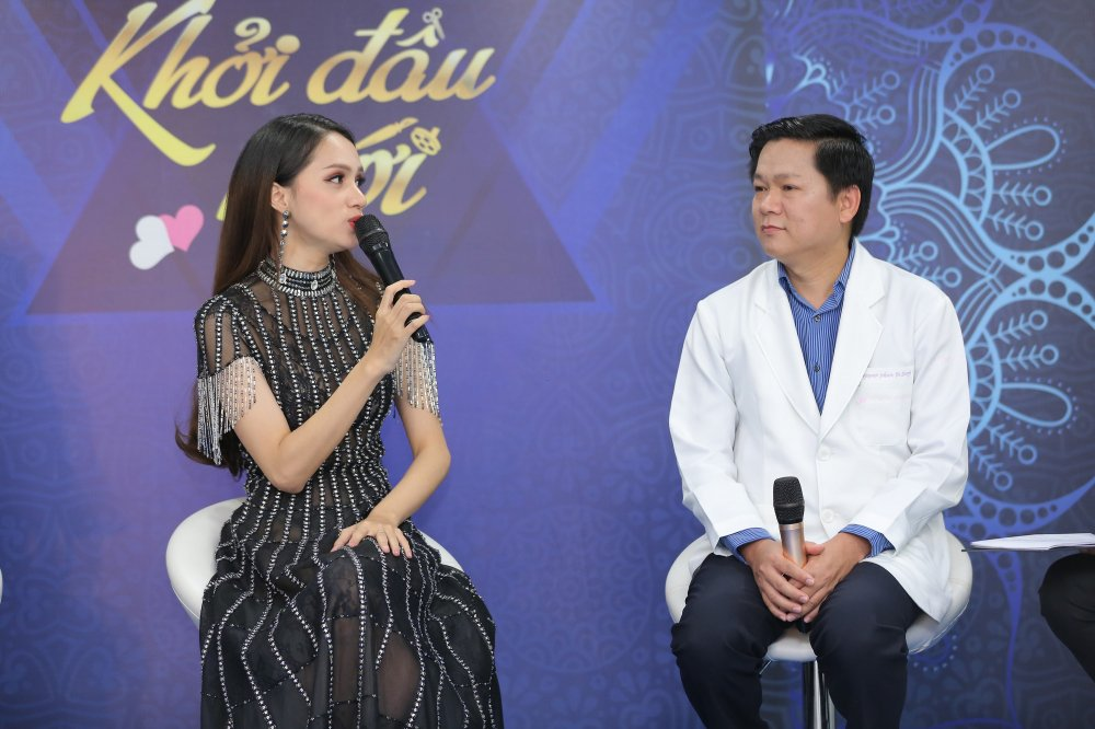 Hoa hau Huong Giang: 'Thay doi de thay doi dep va y nghia hon' hinh anh 3