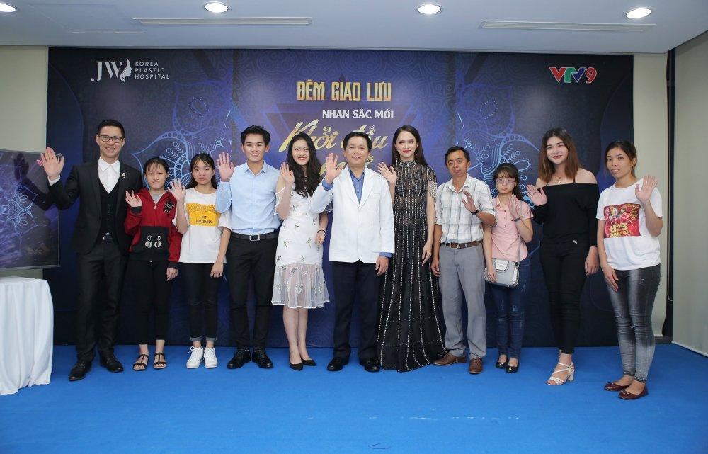 Hoa hau Huong Giang: 'Thay doi de thay doi dep va y nghia hon' hinh anh 7
