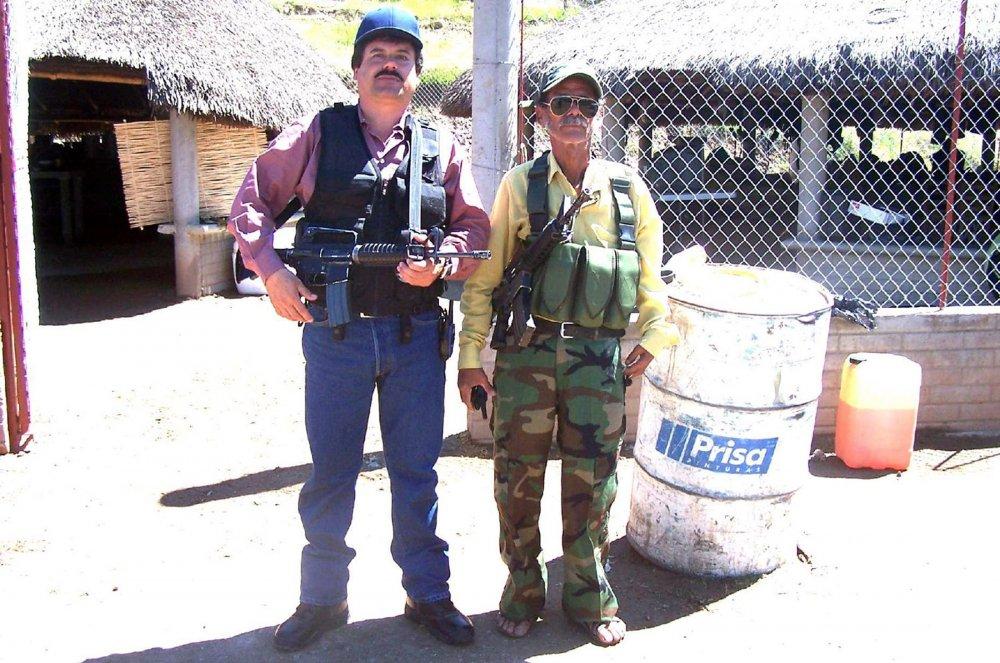 Trum ma tuy Mexico va 2 lan vuot nguc khong tuong nhu trong phim hinh anh 2