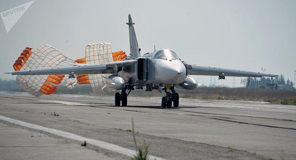 Su-24 cua Nga gap nan tai Syria, khong ai song sot hinh anh 1