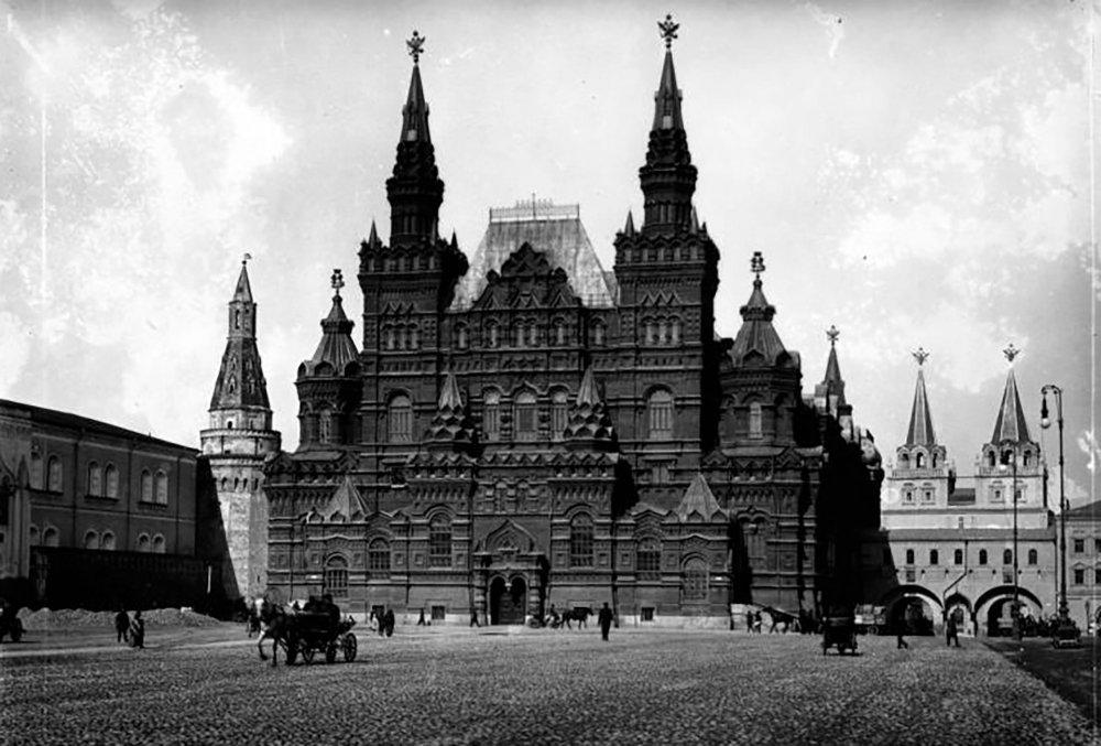 Anh: Dieu it biet ve nhung ngoi sao tren dinh thap Kremlin hinh anh 2