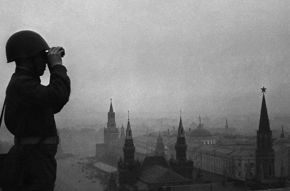 Anh: Dieu it biet ve nhung ngoi sao tren dinh thap Kremlin hinh anh 9
