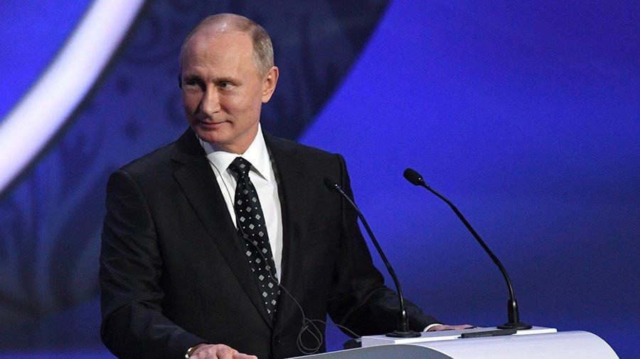 Phat bieu moi nhat cua Tong thong Putin ve World Cup 2018 hinh anh 1