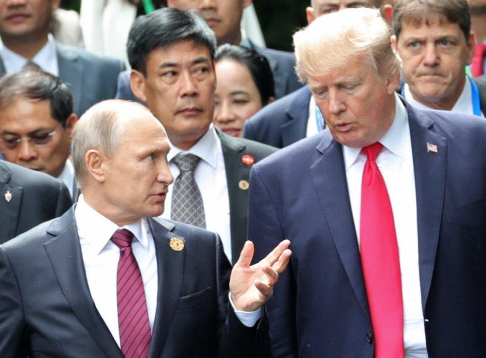 Ong Putin phat bieu nhung gi ve quan he quoc te trong buoi tra loi bao gioi? hinh anh 2