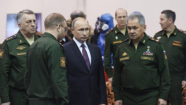 Tong thong Putin yeu cau quan doi can tro nen thong minh hon hinh anh 1