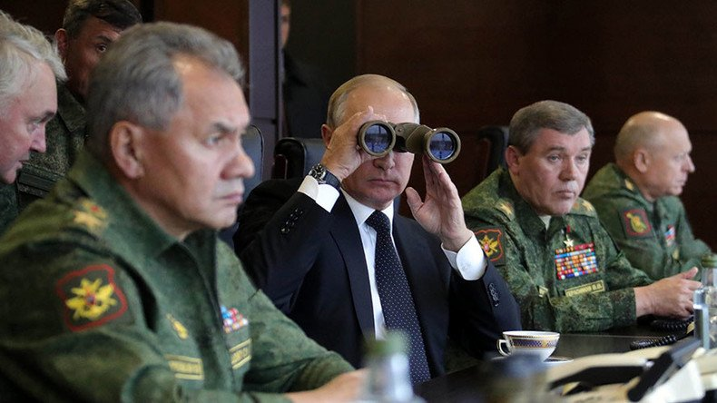 Tong thong Putin yeu cau quan doi can tro nen thong minh hon hinh anh 2