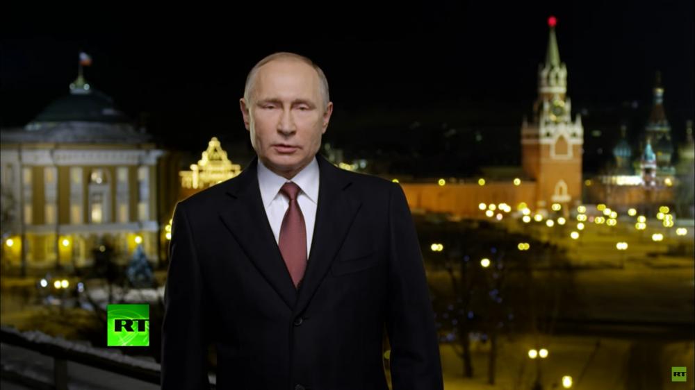 Nam moi 2018, Tong thong Putin gui thong diep gi? hinh anh 1