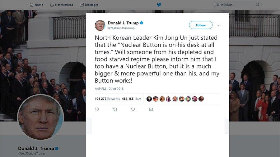 Lien tuc phat ngon soc, vi sao ong Trump khong bi Twitter khoa tai khoan? hinh anh 1