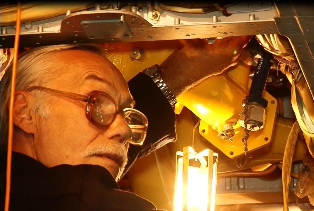 Anh hiem ve quy trinh hien dai hoa MiG-31 trong nha may tuyet mat cua Nga hinh anh 8