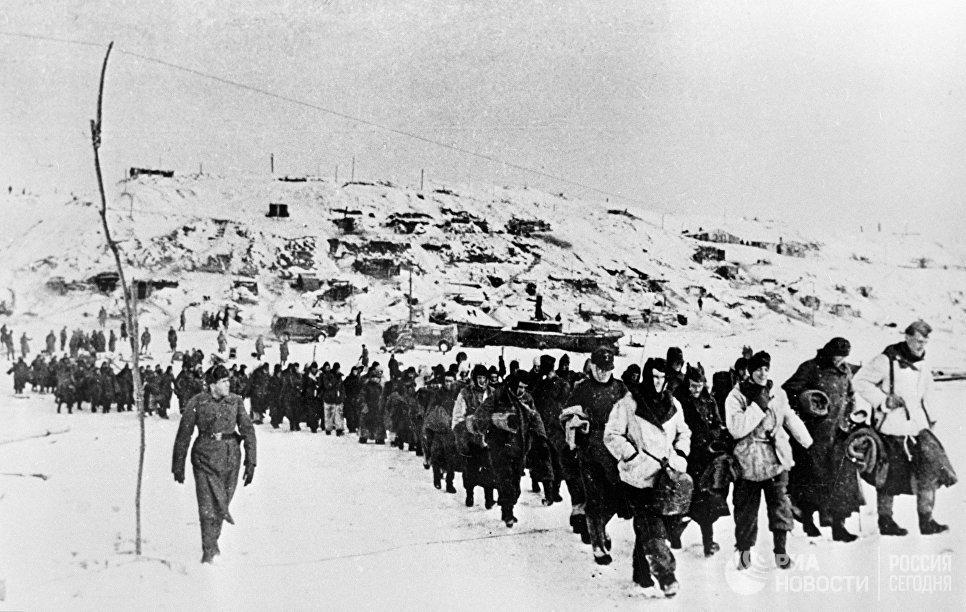 Nhung hinh anh hiem ve Chien thang Stalingrad cach day 75 nam hinh anh 9
