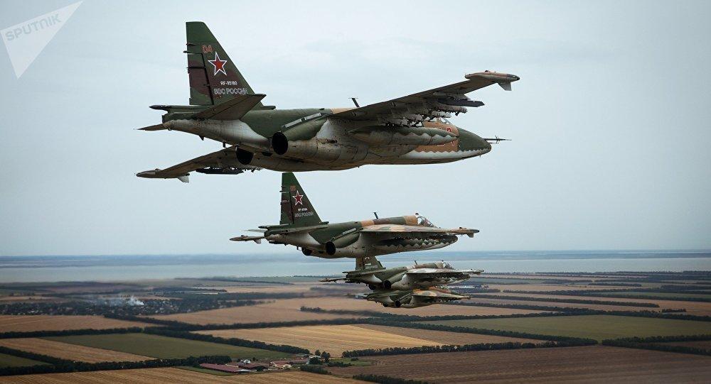 Nga cong bo danh tinh phi cong Su-25 hy sinh tai Syria hinh anh 1