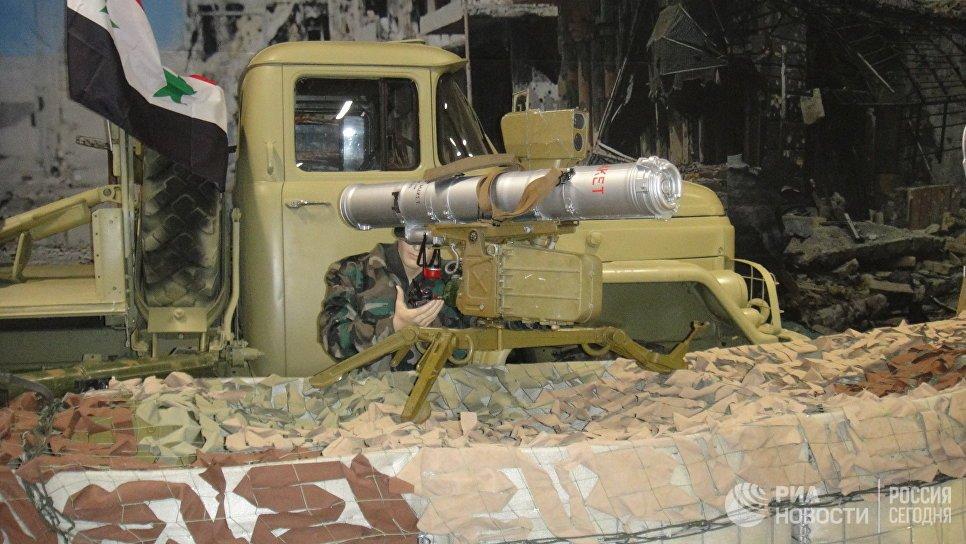 Vi sao xe tang Leopard 2 hien dai van guc nga truoc ten lua loai cu cua Lien Xo? hinh anh 2