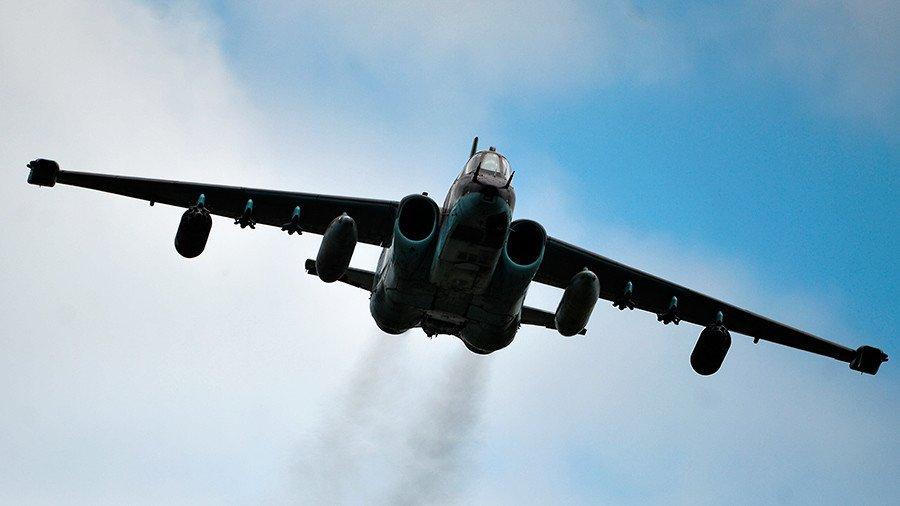 Chan dung phi cong cuong kich Su-25 hy sinh anh hung tai Syria hinh anh 1