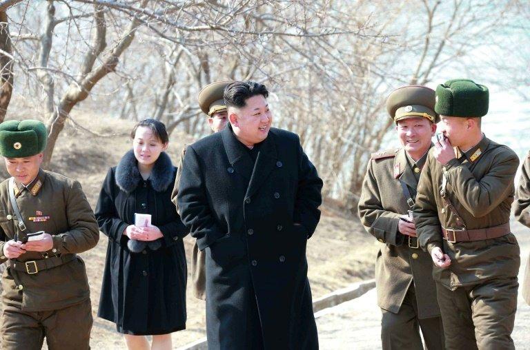 Bao Han: Em gai ong Kim Jong-un co the toi du The van hoi mua dong 2018 hinh anh 1