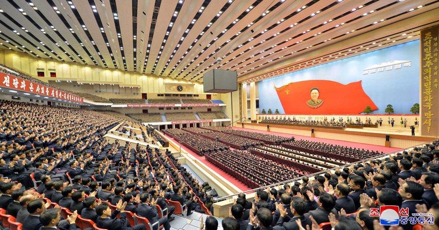 Anh: Trieu Tien ky niem 76 nam ngay sinh co lanh dao Kim Jong-il hinh anh 9