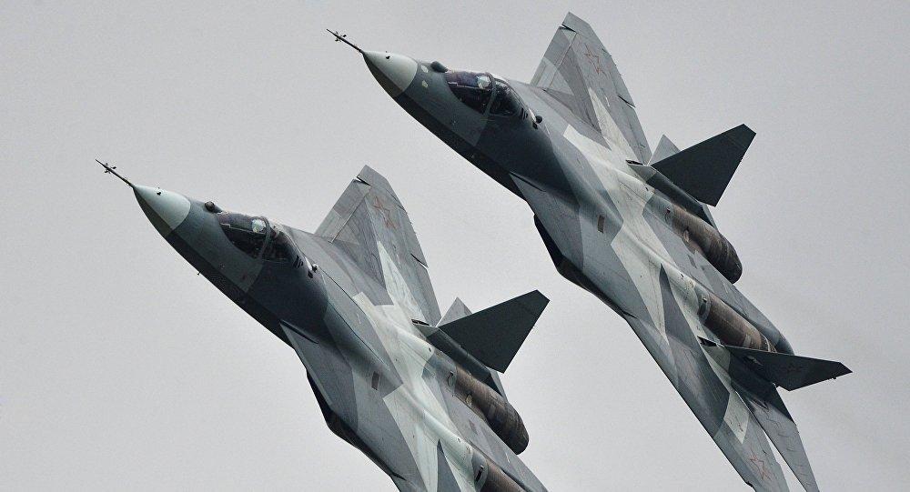 My phan ung the nao truoc tin sieu tiem kich Su-57 xuat hien tai Syria? hinh anh 1