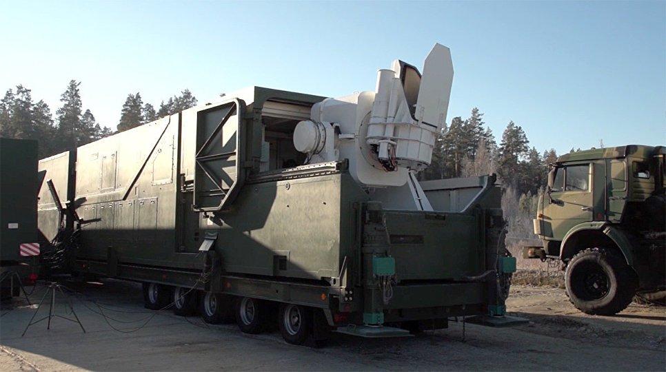 Vu khi laser cua Nga se thuc hien nhiem vu gi? hinh anh 1