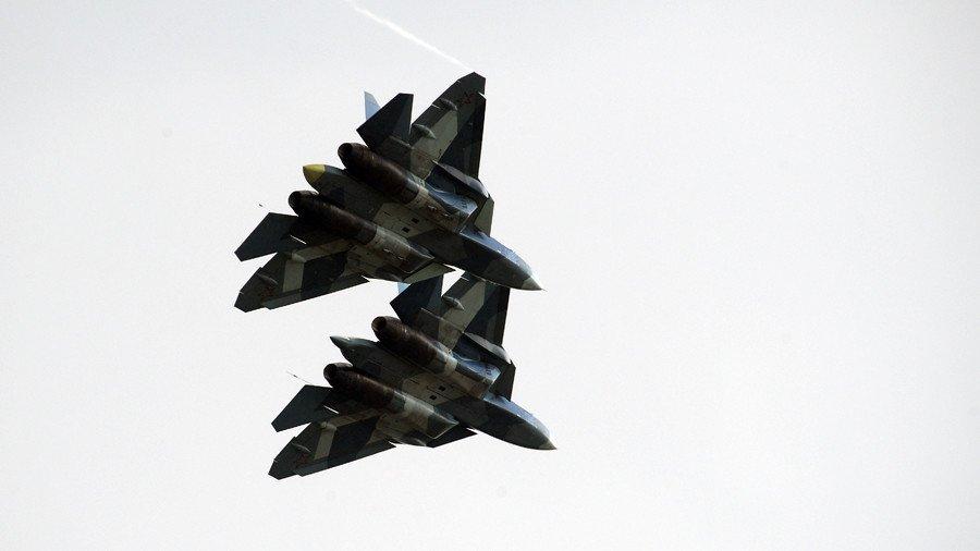 Bo truong Bo Quoc phong Nga thua nhan va cong bo ly do dua sieu tiem kich Su-57 den Syria hinh anh 1