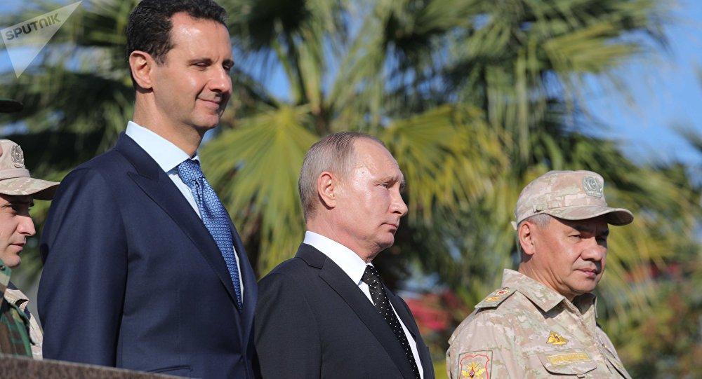 Tap chi quan doi My thua nhan chien thang cua Nga tai Syria hinh anh 1