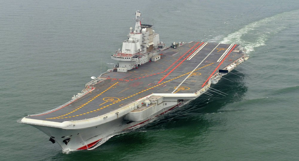 So suc manh tau san bay Trung Quoc va USS Carl Vinson vua den Viet Nam hinh anh 1