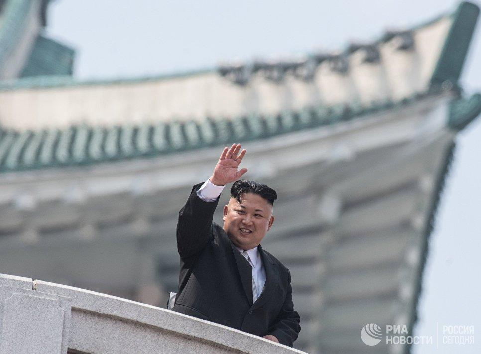 Ong Kim Jong-un: Nguoi dan Nga ung ho va tin tuong Tong thong Putin hinh anh 1