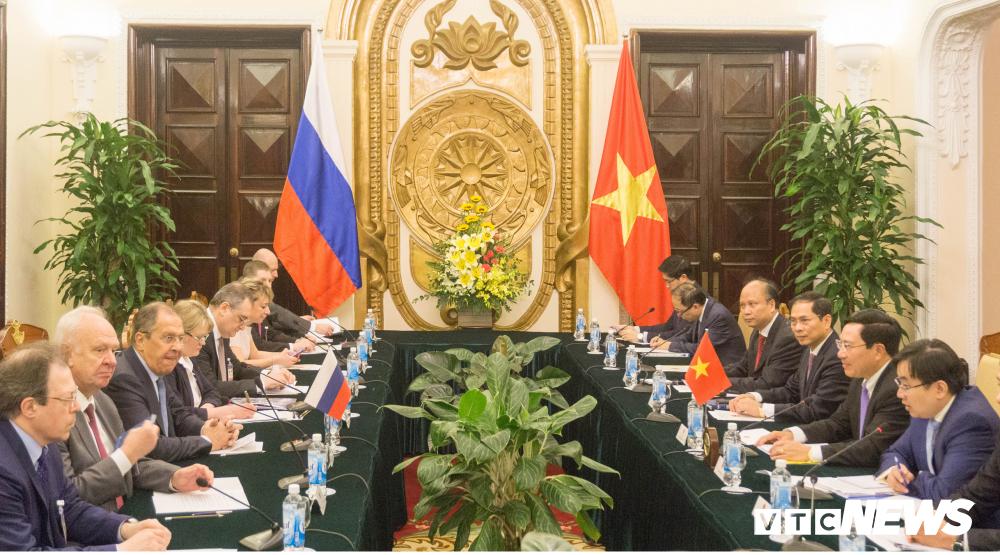 Bo Ngoai giao Viet Nam, Nga ky ke hoach hop tac 2019-2020 hinh anh 2